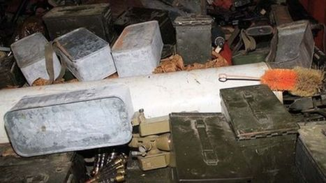 #Lebanon seizes arms bound for #Syria | From Tahrir Square | Scoop.it