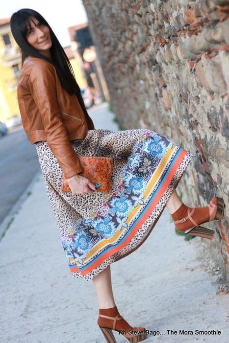 Colors of nature! | Fashion DIY and more... | Scoop.it