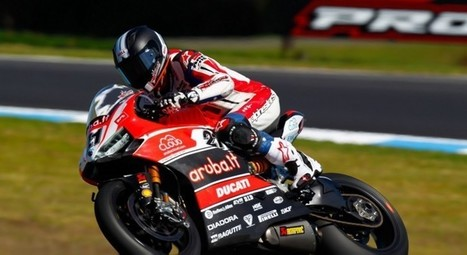 Ducati Considering Having Troy Bayliss, 45, Riding the 1199 Panigale in the Thailand WSBK Round | Ductalk Ducati News | Scoop.it