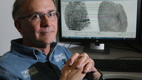 Decatur man gets thumbs up for police forensic work | Criminology and Economic Theory | Scoop.it