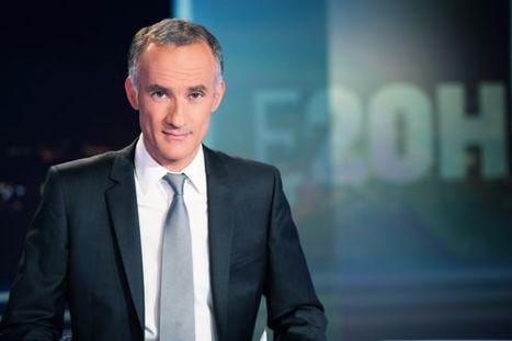 Gilles Bouleau fait décoller le JT de TF1 | DocPresseESJ | Scoop.it