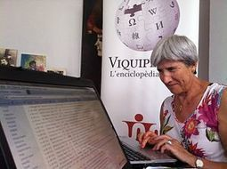 A whole network of public libraries begins Wikipedia collaboration in Catalonia — Wikimedia blog   The Information Professional   Scoop.it