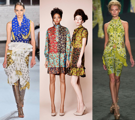 10 Top Spring 2013 Fashion Trends (What They - The Fashion Bomb | TAFT: Trends And Fashion Timeline | Scoop.it