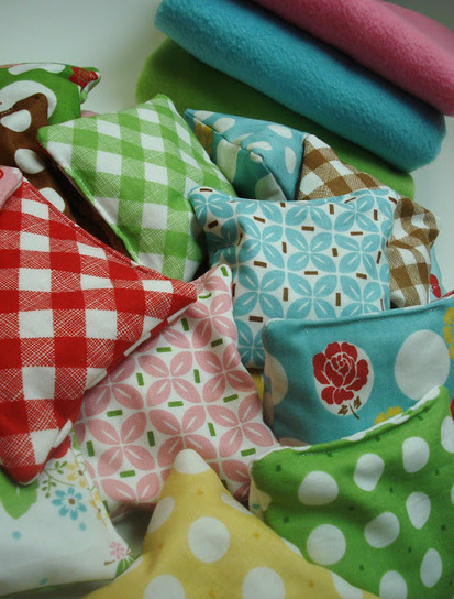 Bee In My Bonnet: Hot/Cold Bags Tutorial... | Easy Sewing Projects for Kids | Scoop.it
