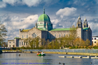 Galway Cathedral, Galway City, Ireland. | Ireland Travel | Scoop.it
