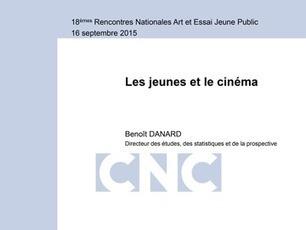 Les jeunes et le cinéma | Veille Hadopi | Scoop.it