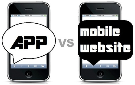 The difference between mobile Web and app shoppers | Mobile&Tablets | Scoop.it