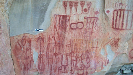 Thousands of cave paintings have been discovered in Mexico | The History of Art | Scoop.it