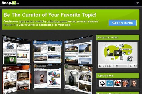 Teaching Kids to Curate Content Collections | Tools for Curation | Scoop.it