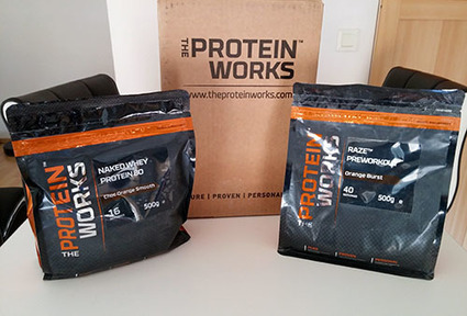 test et avis : Naked Whey Protein 80 | musculation | Scoop.it