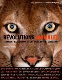 Révolutions animales   Alerte sur les ouvrages parus   Scoop.it