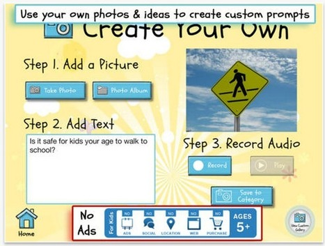 Great iPad Apps to Generate Writing Prompts ~ Educational Technology and Mobile Learning | Edtech PK-12 | Scoop.it