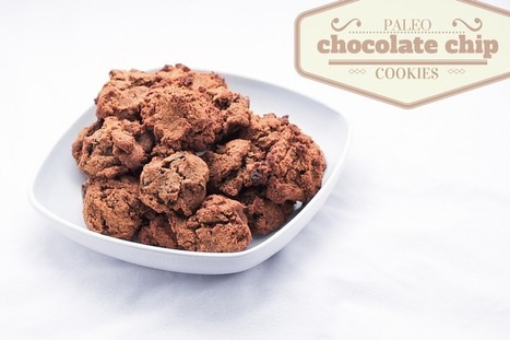 Paleo Chocolate Chip Cookies - The Primal Desire | Truly Healthy Recipes | Scoop.it