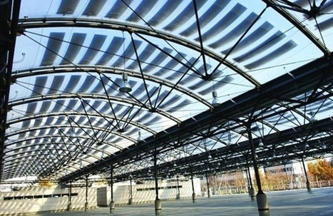 Lightweight 'solar cloth' photovoltaics for Integration into Building Structures | Green Building Design - Architecture & Engineering | Scoop.it