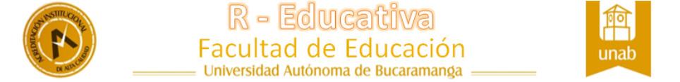 Facultad de Educación UNAB