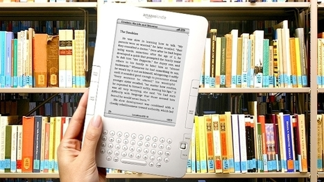 A Noël, le livre électronique grille le papier - High-Tech - MYTF1News | Lecture numérique 2.0 | Scoop.it