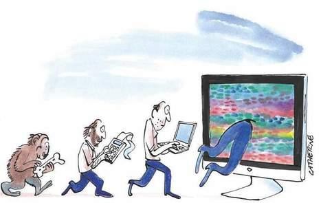 Big Data, troisième étape de la révolution de l'information - Les Échos | Opinion et tendances numériques | Scoop.it