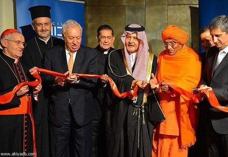 About that Saudi financed Islam propaganda centre in Vienna ...   The Indigenous Uprising of the British Isles   Scoop.it
