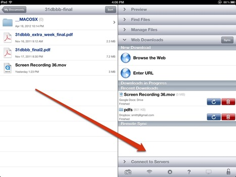 How to Use Google Drive on the iPad | Google and others | Scoop.it