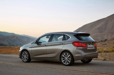 BMW 218i use 3 cylinder engine   cars and motor   Scoop.it