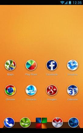 Next Launcher VIVID v2 Theme v1.0 | ApkLife-Android Apps Games Themes | Android Applications And Games | Scoop.it