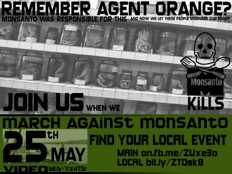 bxl.indymedia.org - March Against Monsanto - Brussels | Occupy Belgium | Scoop.it