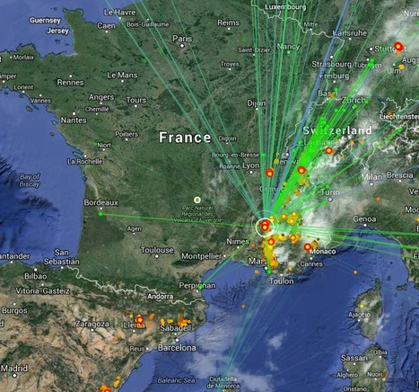 Lightning Maps Org Real Time Real Time Lightning Map :: LightningMaps.|  Lightning Maps Org Real Time
