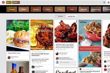 Pinterest lance son nouveau moteur de recherche sur le web | PITIWIKI & les réseaux sociaux | Scoop.it