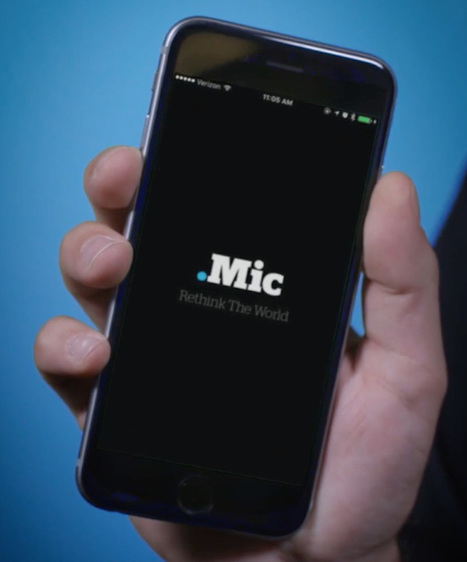 Mic launches a news app that you might never need to open | Tools You Can Use | Scoop.it