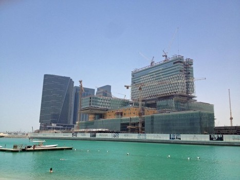 In Progress: Cleveland Clinic Abu Dhabi / HDR Architecture | Digital-News on Scoop.it today | Scoop.it