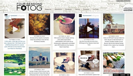 The Best Hotel Social Media Campaigns of 2013   Online Marketing   Scoop.it