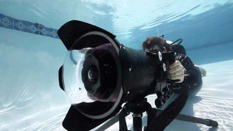 Nauticam + ARRI Ultra Wide Zoom 9.5 – 18mm Lens Test Married with a RED EPIC Dragon | Cinescopophilia | Scoop.it