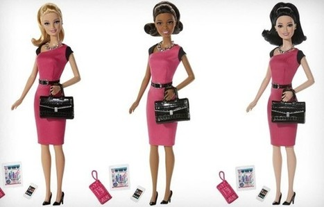 Introducing Entrepreneur Barbie | Online Marketing | Scoop.it