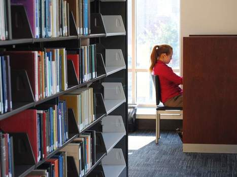 Library without books is on the University of Florida's 'wish list' | Learning Commons - 21st Century Libraries in K-12 schools | Scoop.it