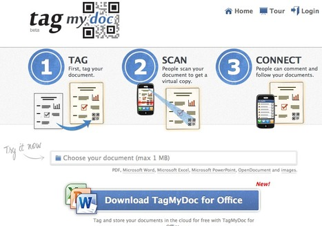 TagMyDoc | Websites to Share with Students in English Language Arts Classrooms | Scoop.it