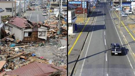 Un photographe immortalise le Japon détruit par le tsunami | Japan Tsunami | Scoop.it