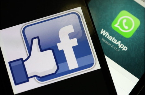 WhatsApp Gets a Warm Welcome Into Facebook | Niche Social Networks | Scoop.it