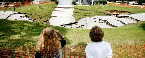 Sinkholes: Can we forecast a catastrophic collapse? | Geography Education | Scoop.it