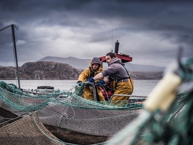 Scottish salmon farming faces down its environmental critics