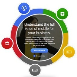 """Google Launches """"Full Value Of Mobile"""" Calculator To Help Businesses Measure Online And Offline Impact Of Mobile Marketing 