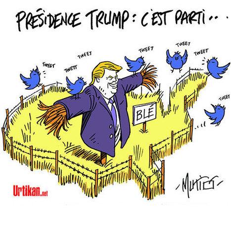 La conférence de presse de Trump enflamme les réseaux sociaux | Epic pics | Scoop.it