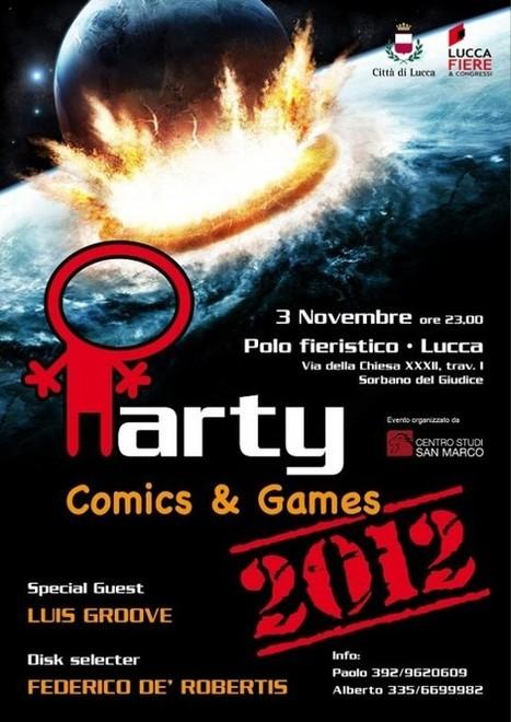 Grande festa per la manifestazione Lucca Comics and Games   Fumetti   Scoop.it