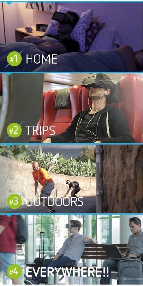 vrAse : Réalité virtuelle 3D dans un casque avec votre smartphoneTuxboard | internet | 2.0 | nouvelles technologies | Scoop.it