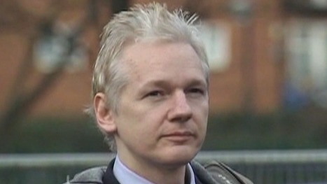 Lawyer: Raid on Embassy to Arrest Assange Would Be ... | Agora Brussels World News | Scoop.it