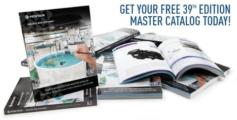 12/01/2017: Pentair Aquatic Eco-Systems announce new master catalog | Global Aquaculture News & Events | Scoop.it
