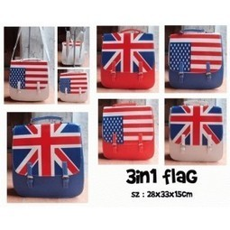 tas 3 in 1 flag - AyeshaShop.Com | Tas Murah | Scoop.it