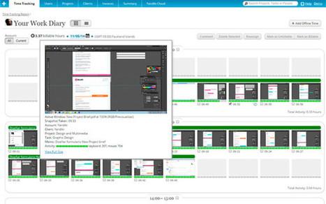 3 outils pour mesurer le temps passé sur un projet   La vie en agence web   Scoop.it