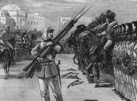 The Sepoy Mutiny Essay Sample