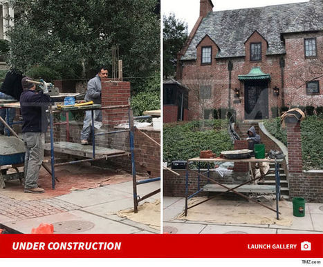 President Obama Builds a Wall for Rental House (PHOTO GALLERY) | Xposing Government Corruption in all it's forms | Scoop.it