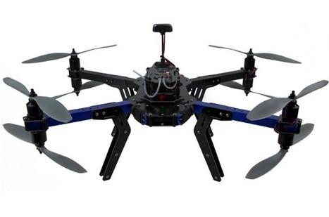 Drone regulation is not the problem, says 3D Robotics' Chris Anderson (Q&A)   Peer2Politics   Scoop.it